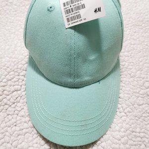 H&M Baseball cap Mint green